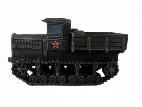 Soviet Artillery tractor Komintern 1:56 (28mm)