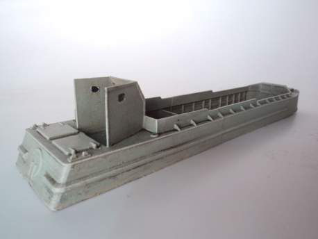 Second World War Italian Motolance ML Landing Craft 1:56 (28mm)