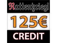 Rattenkrieg! 125€ Credit
