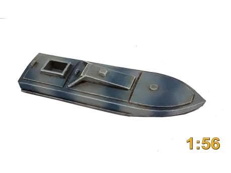 Sprengboot LINSE ( LENTIL) 1:56 (28mm)