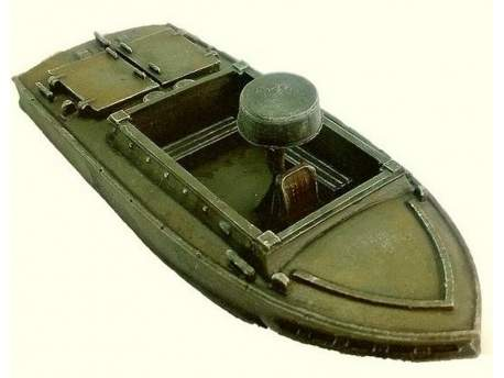 Light SEAL Support Craft - LSSC 1:72 (20mm)