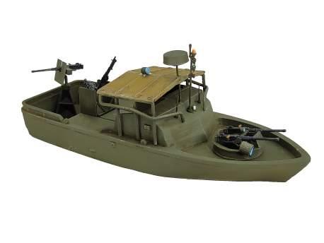 Patrol Boat Riverine (PBR), 1:56 (28mm)